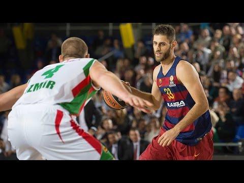Highlights: RS Round 6, FC Barcelona Lassa 107-79 Pinar Karsiyaka Izmir