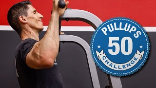 Jeff Cavaliere's Pull-Up Challenge (ALL LEVELS!)