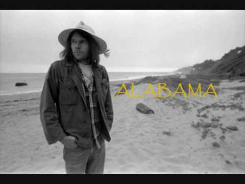 NEIL YOUNG : ALABAMA .