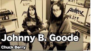 Chuck Berry - Johnny B. Goode - cover
