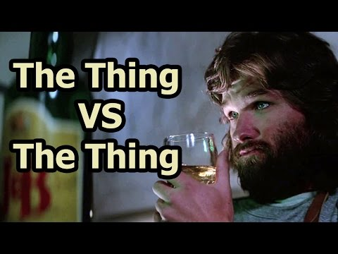 The Thing VS The Thing: The Value of Practical Effects