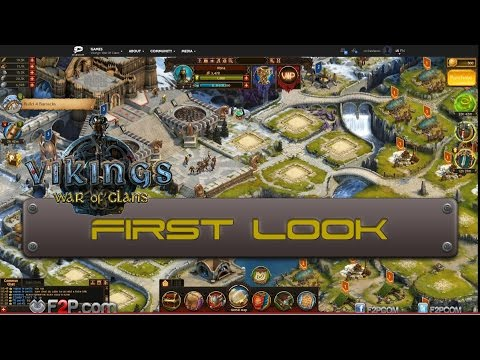 First Look at Vikings: War of Clans