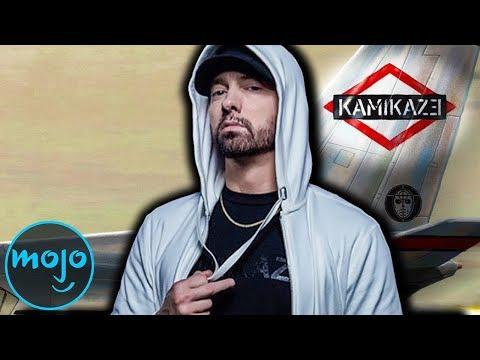 Top 5 Disses on Eminem's Kamikaze