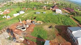 Villages of Life Aerial Footage Cibitoke Project 2.9 degrees South