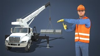 Crane Hand Signals Training