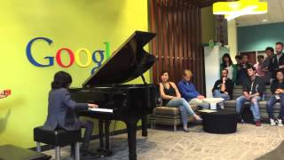 Joey Alexander   Bye Bye Blackbird Live At Google