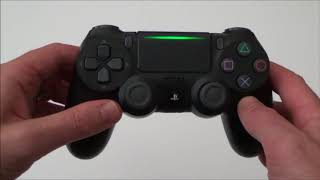 PS4 Controller Light Bar Colour Meaning