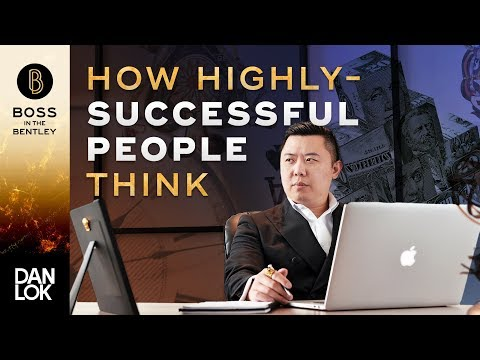 , title : 'How Highly Successful People Think