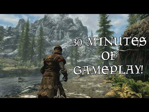 Gameplay de The Elder Scrolls V: Skyrim - Special Edition