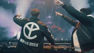 VLOG 2018128 YELLOW CLAW in TOKYO 2018