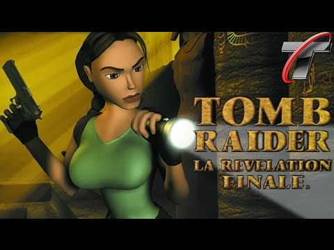 Tomb Raider : La Révélation Finale - Sony Playstation - Complet - Occasion