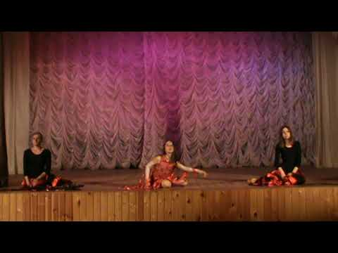 Трио в составе: Кобзаревой Дарьи, Сабельниковой Ольги, Ханюковой Ангелины