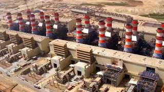 SIEMENS | Mega-projects | Power Generation Plants| Burullus | New Capital | Beni Suef