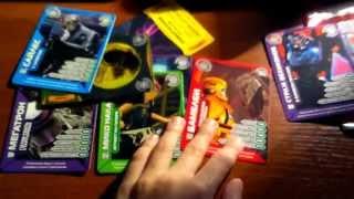 """Последняя пачка карточек """"Трансформеры Прайм"""""""
