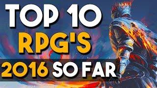 Top 10 BEST RPG