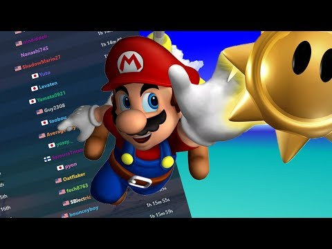 How This 2 Year Super Mario Sunshine World Record Speedrun Was Broken