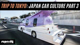 Japan Car Culture Travel Vlog (Part 3)