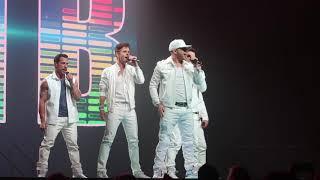 "NKOTB Mixtape Tour Opening ""The Way"" 5 2 19"