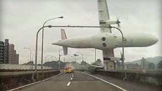 Top 5 Real Aviation Disasters Caught on Video - TomoNews