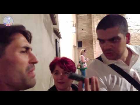 La Giraffa con Jonatan Bartoletti detto Scompiglio vince il Palio del 2 luglio 2017