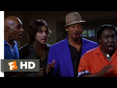the fighting temptations 910 movie clip singing for the inmates 2003 hd