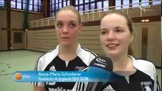 preview picture of video 'SSV Schrobenhausen - Handball'
