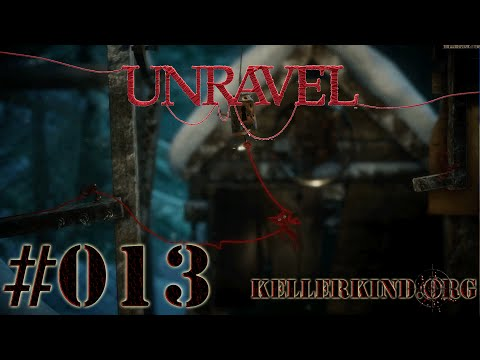 Unravel #013 - Rost ★ Let's Play Unravel [HD|60FPS]