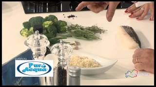 In Cucina con lo Chef - 05 - Telemolise - Filetto di baccalà arrostito - 21-10-2016