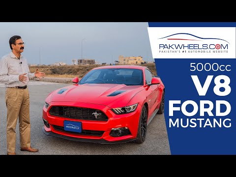 Ford Mustang | Last V8 | Owner's Review | Wheels Of Pakistan | PakWheels