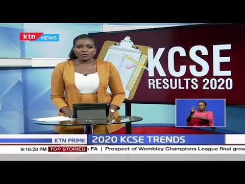 893 candidates scored grade A plain in KSCE 2020 as results for 287 candidates were canceled