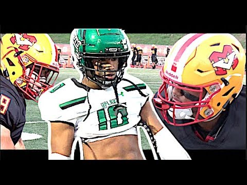 Hard Hitting Game  🔥🔥  Mission Viejo Takes On Justin 'BabyMan' Flowe and the Upland Highlanders