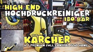 In Action: Kärcher K7 Premium Full Control Plus Home