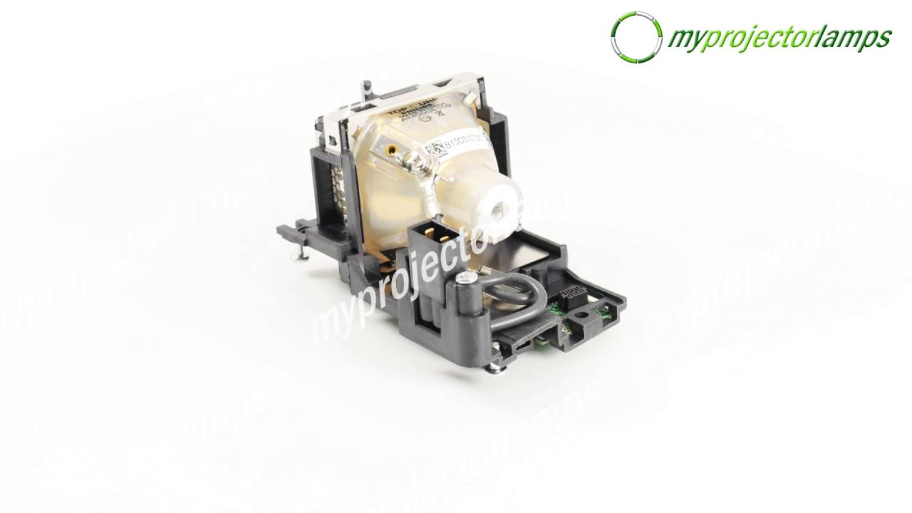 Sanyo 610 339 1700 Projector Lamp with Module