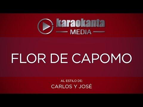 Flor de capomo Carlos y José