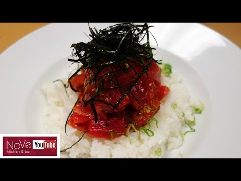 Spicy Tuna Donburi – How To Make Sushi Series