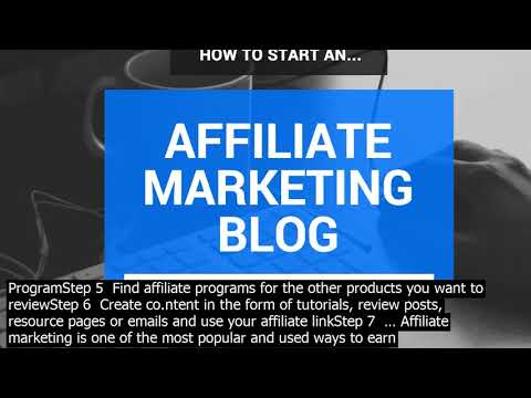 When to start aff.iliate marketing on blog · aff.iliate marketing is getting more competitiv