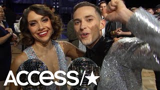 'DWTS' Winner Adam Rippon Talks Representing LGBT & 'Everybody Who Is Just A Little Different'