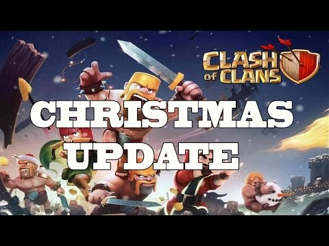 Clash of Clans #11/ Vianočný update Hog event / SK Let's play
