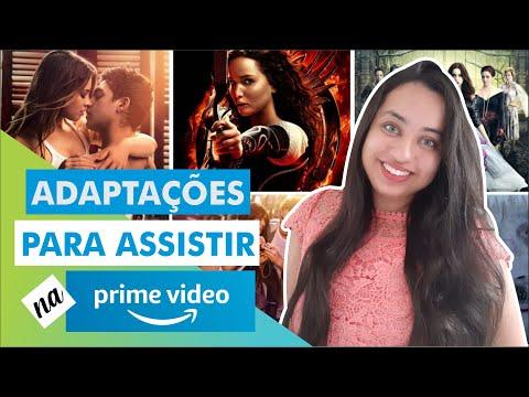 15 Adaptações literárias para assistir na Amazon Prime 2021 | Karina Nascimento | Paraíso dos Livros