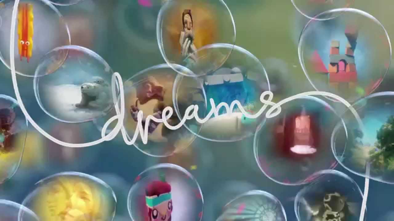 Dreams, the new PS4 experience from Media Molecule, announced at E3