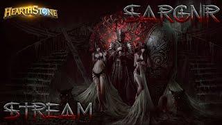 Sargnir Stream - Hearthstone: Anti-HumanAnti-Life | Донат в описании  Помощь каналу: https://www.donationalerts.com/r/sargnir1349 TELEMOST: https://telemost.video/CXEMA675  Твитч канал: https://www.twitch.tv/sargnir1349/ Стрим на