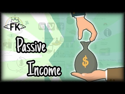 Practical Ways to Make Passive Income – Actual Methods to Make Money