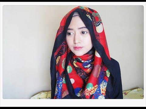 Video #63 Hijab Tutorial - Natasha Farani (2 Cara Memakai Jilbab Paris SegiEmpat)