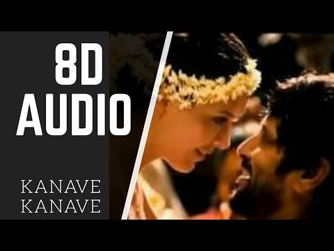 Kanave Kanave 8D AUDIO Song | Devid | Use Headphone 4 Better