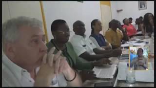 Reportage formation des ONG communautaires pour accueillir l'ICASA