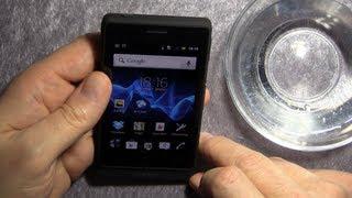 Sony Xperia Go: Hands-On und erster Eindruck