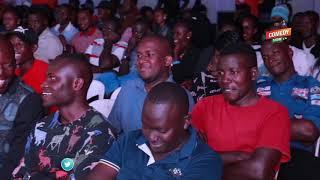 Alex Muhangi Comedy Store Nov 2019 - Madrat & Chiko