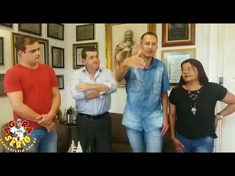 Vereador Marcelo Moura e Renato Manico reunidos com o Deputado Estadual Jorge Caruso em Busca de Melhorias para a cidade de Juquitiba