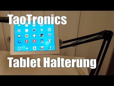 TaoTronics Tablet Halterung mit Schwenkarm