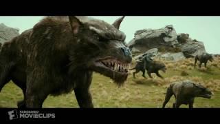 Ужасный волки нападают на людей